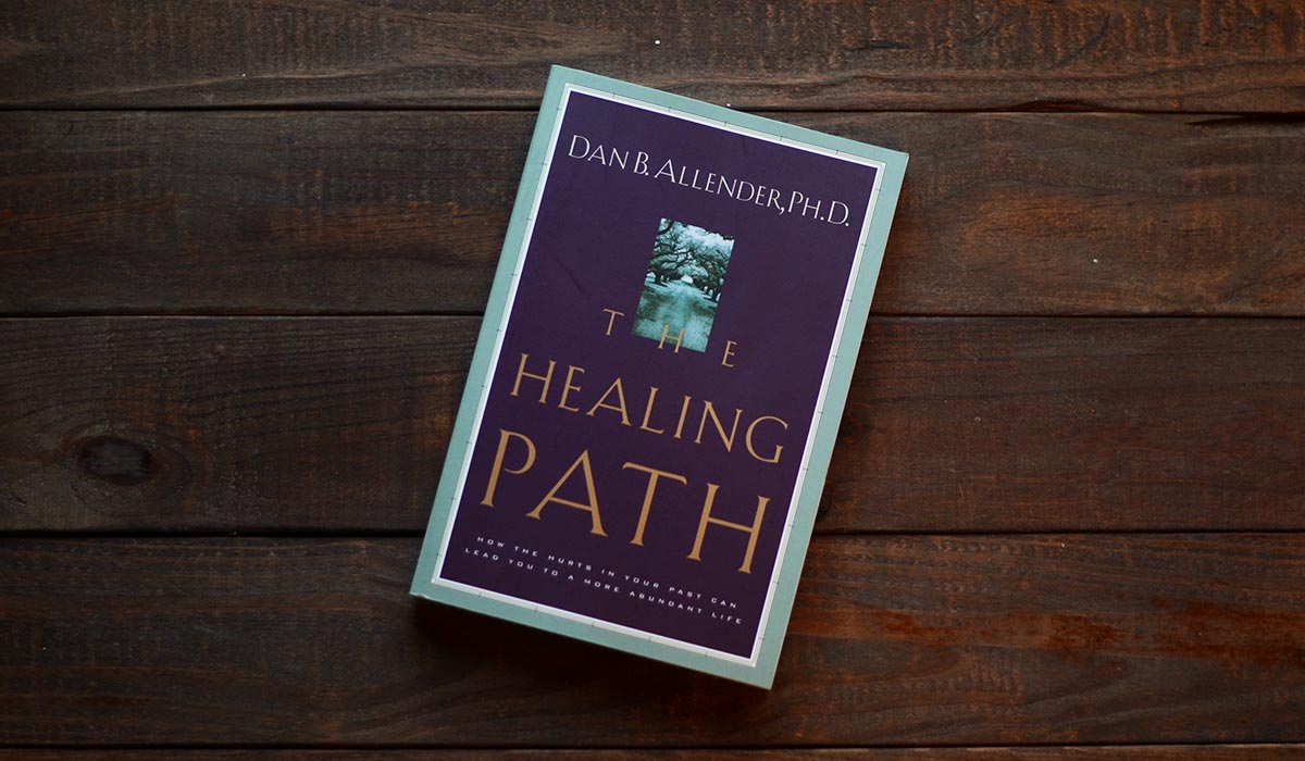 The Healing Path by Dan Allender