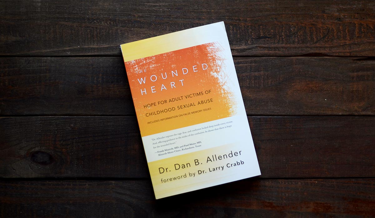 The Wounded Heart by Dan Allender